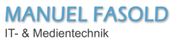 Manuel Fasold - IT- & Medientechnik